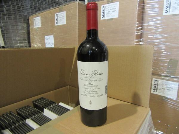 1#40720 Bottiglie di vino