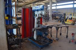 Serrmac and Famup drill cutters - Lot 11 (Auction 4077)