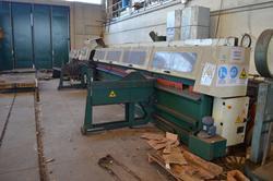 Adige automatic cutting off machine - Lot 13 (Auction 4077)