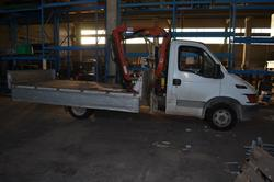 Iveco truck - Lot 30 (Auction 4077)