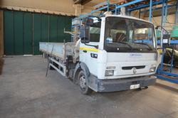 Renault truck - Lot 31 (Auction 4077)