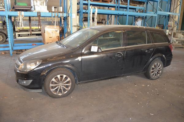 32#4077 Automobile Opel Astra