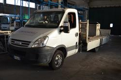 Iveco truck - Lot 33 (Auction 4077)