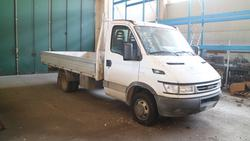 Iveco truck - Lot 35 (Auction 4077)