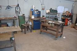 Apollo notching machines and Prestotig welding machines - Lot 5 (Auction 4077)
