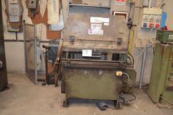 Femas press brake - Lot 7 (Auction 4077)