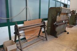 Femas press brake - Lot 8 (Auction 4077)