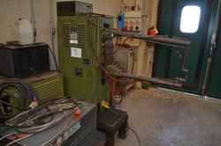Isea welding machine - Lot 9 (Auction 4077)