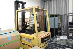 Hyster forklift - Lot 6 (Auction 4078)
