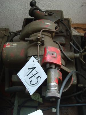 Grinder Bergo - Lot 175 (Auction 408)