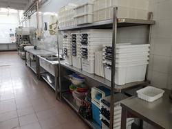 Equipment for industrial kitchens and shelving - Lot 6 (Auction 4092)