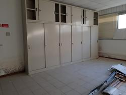 Office equipment and changing rooms - Lote 5 (Subasta 4093)