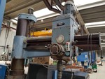 Piccini double girder crane and Clark forklift truck - Lot 9 (Auction 4093)