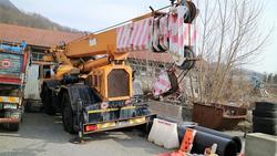 ORMING mobil crane - Lot 3 (Auction 4094)