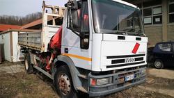 Iveco Eurocargo truck - Lot 4 (Auction 4094)