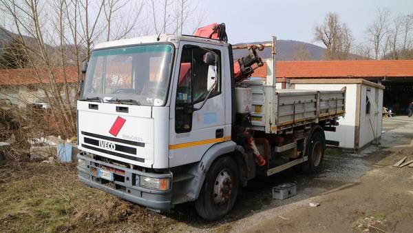 Immagine n. 12 - 4#4094 Autocarro Iveco Eurocargo