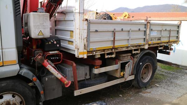 Immagine n. 15 - 4#4094 Autocarro Iveco Eurocargo