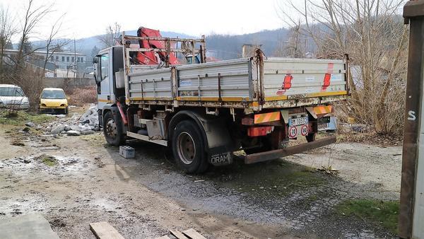 Immagine n. 23 - 4#4094 Autocarro Iveco Eurocargo