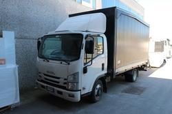 Isuzu truck and Still forklift - Lot 1 (Auction 4098)