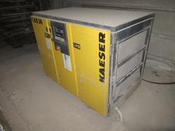 Kaeser Super Tritone compressor - Lot 13 (Auction 4099)