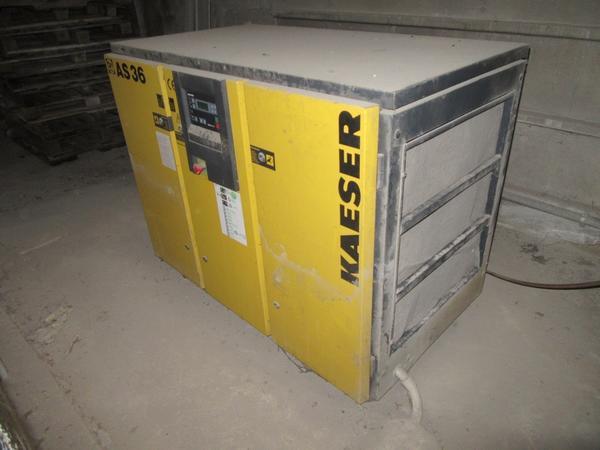 13#4099 Compressore Kaeser Super Tritone