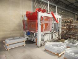 Edilmark concrete printing machine - Lote 18 (Subasta 4099)