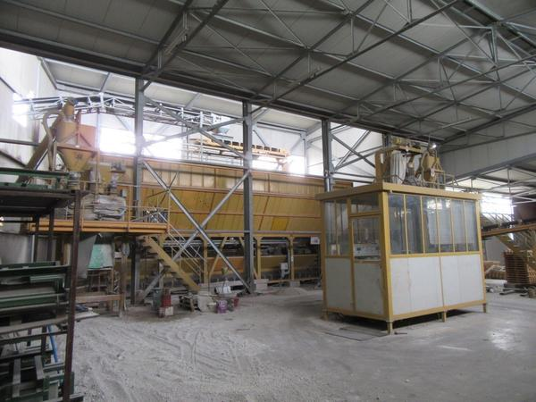 20#4099 Impianto di betonaggio Ocmer Supermatic