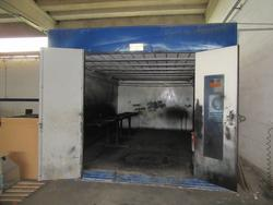 Marini painting oven - Lote 40 (Subasta 4099)