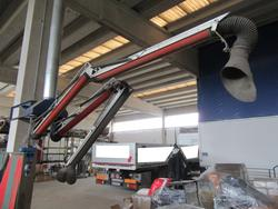 Welding suction system - Lot 43 (Auction 4099)