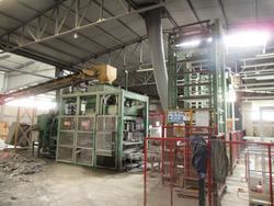 Sodem operating machine for molded concrete - Lote 7 (Subasta 4099)