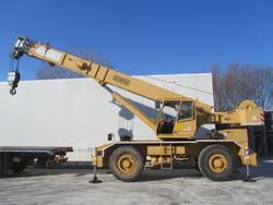 Rough terrain crane Locatelli Gril 840 - Lot  (Auction 4102)