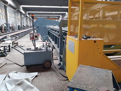 Line for the production of self supporting adhesive tiles - Lote 2 (Subasta 4103)