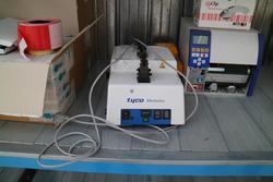 Automatic electric lacing machine - Lot 10 (Auction 4111)