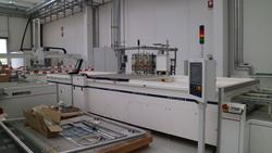 Linea di Glass Washer Schmid - Lotto 3 (Asta 4111)