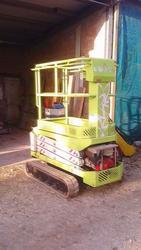 Piattaforma di lavoro mobile elevabile - Lotto 5 (Asta 4112)