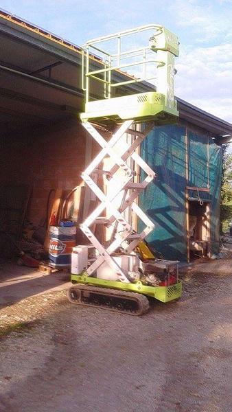 Immagine n. 3 - 5#4112 Piattaforma di lavoro mobile elevabile