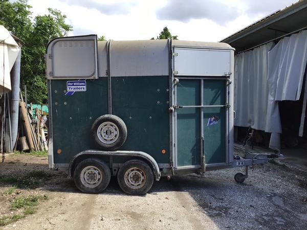 Immagine n. 3 - 6#4112 Trailer per trasporto cavalli tipo pesante