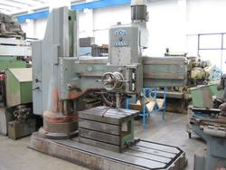 MAS VR5A radial drill - Lot 10 (Auction 4114)