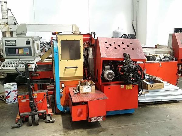 Immagine n. 2 - 11#4114 Centro di lavoro DBD Rotomax CNC