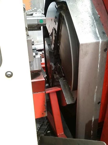 Immagine n. 3 - 11#4114 Centro di lavoro DBD Rotomax CNC