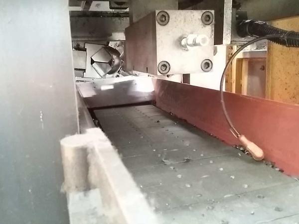 Immagine n. 4 - 11#4114 Centro di lavoro DBD Rotomax CNC