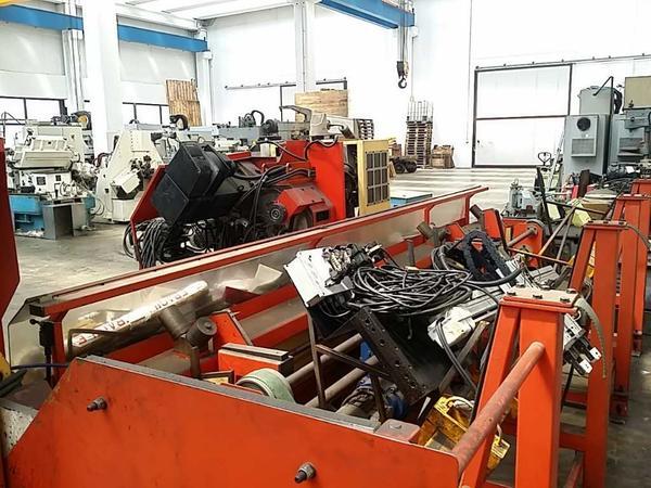 Immagine n. 5 - 11#4114 Centro di lavoro DBD Rotomax CNC