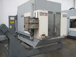 Centro di lavoro Chiron FZ18W 4A - Lotto 13 (Asta 4114)