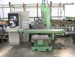 Secmu  FBF4 CNC milling machine - Lot 6 (Auction 4114)