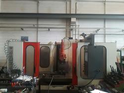 Rambaudi  Versamatic 500 TV MO milling machine  - Lote 2 (Subasta 4121)