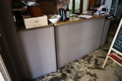 Steel hood and restaurant furniture - Lot 1 (Auction 4124)