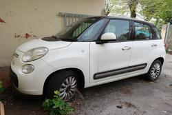 Fiat 500 L vehicle - Lot 1 (Auction 4126)