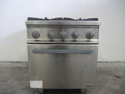 4 burner kitchen - Lot 21 (Auction 4128)