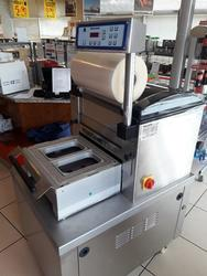 Saccardo water oven and Multivac packaging machine - Lote  (Subasta 4129)