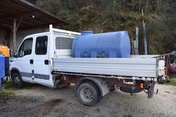 Iveco Daily truck with caisson - Lot 3 (Auction 4132)